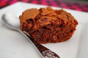 brownie aux noix